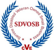 CVE SDVOSB Logo